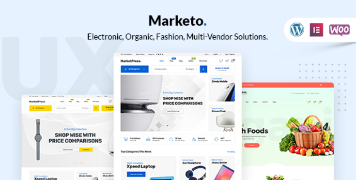 theme marketo