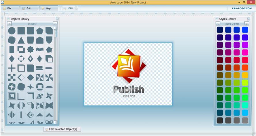Phần mềm thiết kế logo AAA
