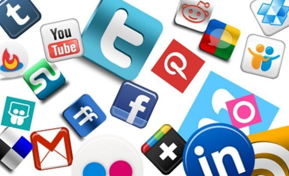 Liên kết các trang mạng xã hội