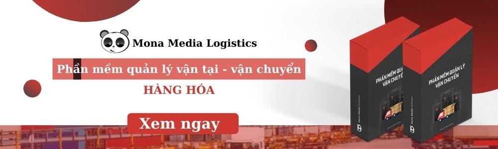 phần mềm logistics quản lý vận tải