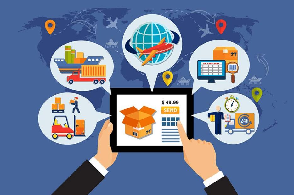 Tính năng cơ bản của phần mềm logistics