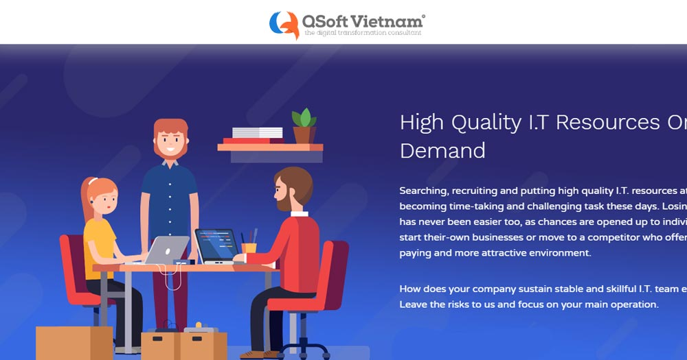 outsourcing ở việt nam
