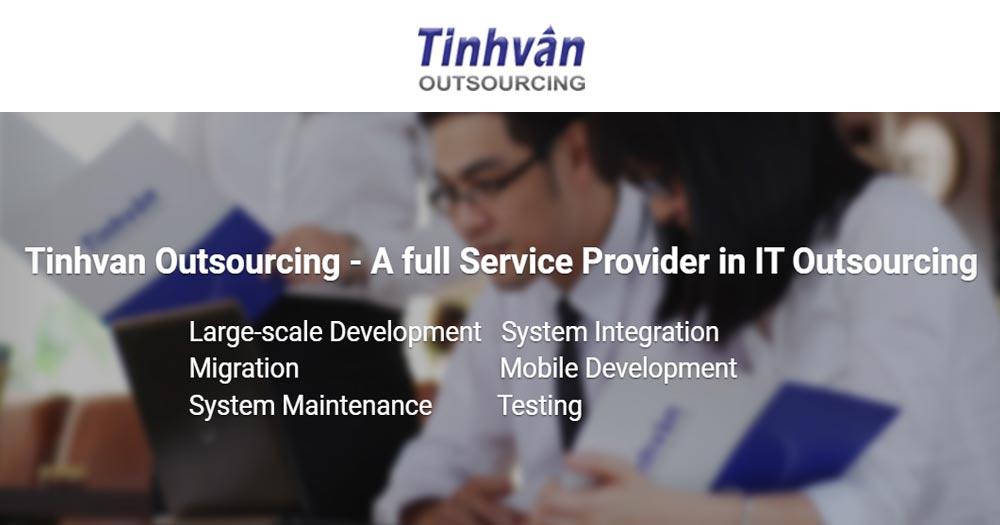 đơn vị cung cấp dịch vụ it outsourcing