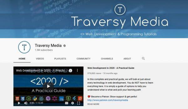 học lập trình bằng youtube